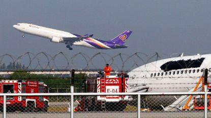 Vluchten Thai Airways omgeleid over China na sluiting Pakistaans luchtruim