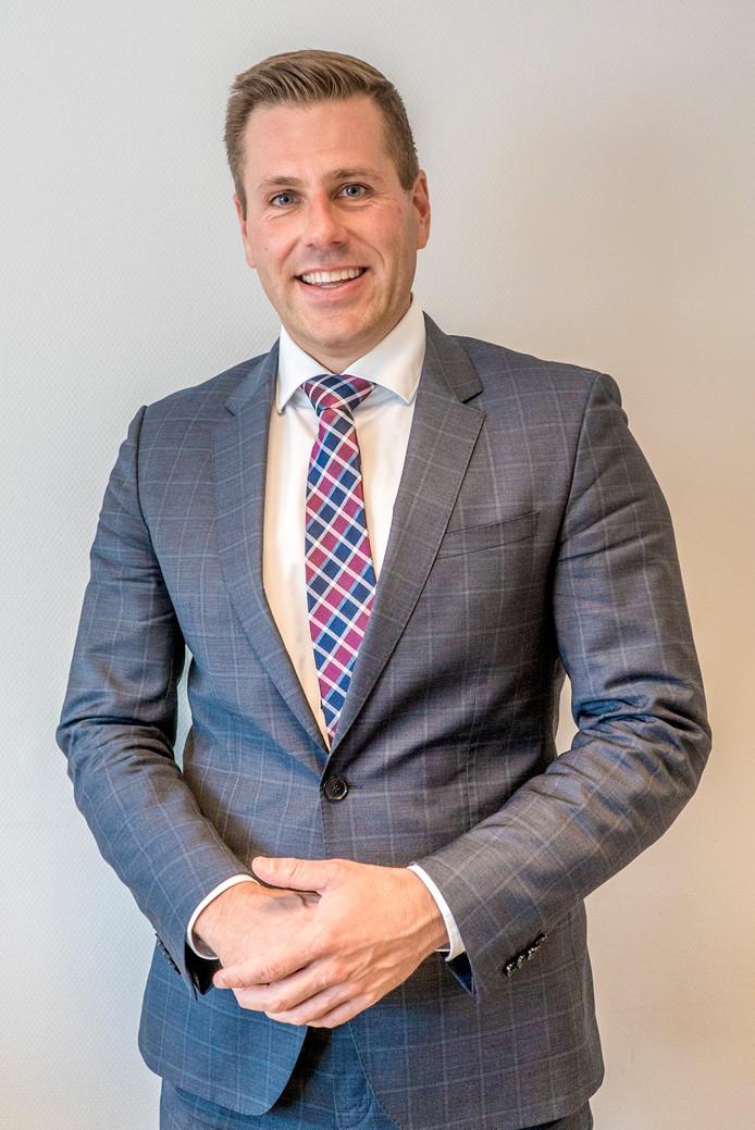 Wethouder Björn Lugthart is blij dat de aanpak zorgt voor minder armoede in Rijswijk.