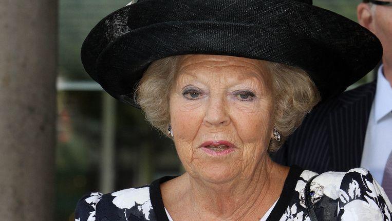 Koningin Beatrix Beeld Photo News