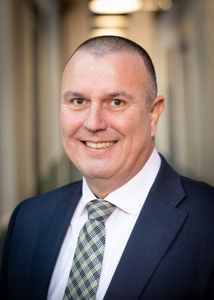 Dion Dankers, wethouder voor de PGB in Oisterwijk