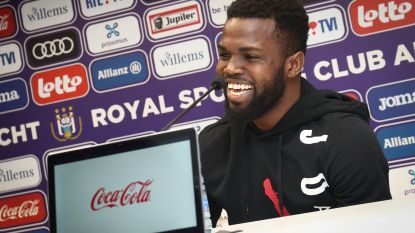 Kemar Lawrence terug op Anderlecht na privéproblemen