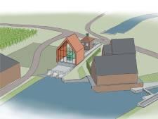 Waterschap bouwt nieuw gemaal in Tricht