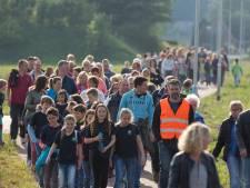 Skeelerclub Oost-Veluwe blijft vierdaagse Heerde trouw