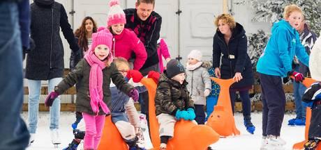 Dansen op rolschaatsen in Linschoten en Montfoort