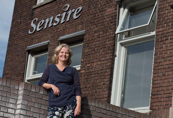 Sensire-bestuurder Renée Wilke.