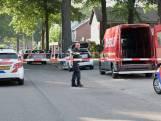 Man overlijdt onder verdachte omstandigheden achter woning in Tilburg