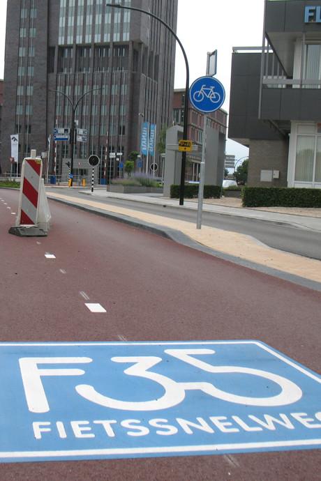 Fietsersbond Enschede wil speed-pedelecs toestaan op F35