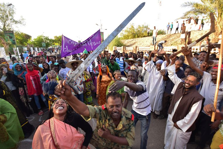 Khartoem, Soedan Beeld AFP