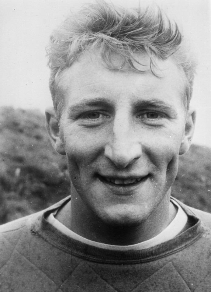 Tommy Gemmell in 1967.