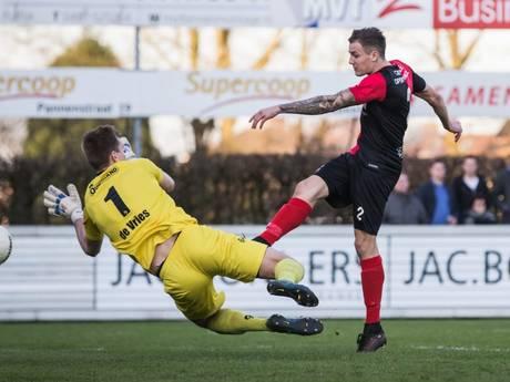 De Treffers toont karakter tegen Katwijk