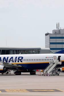 Ryanair annuleert vier vluchten vanaf Eindhoven Airport
