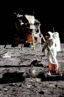 De maanlanding is in scène gezet; daar zijn complotdenkers heilig van overtuigd