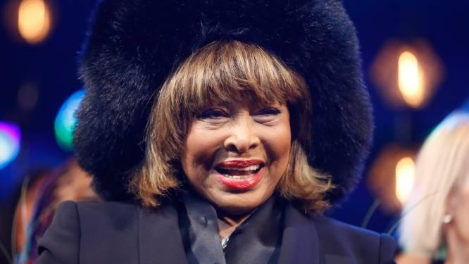 81-jarige Tina Turner mist optreden helemaal niet