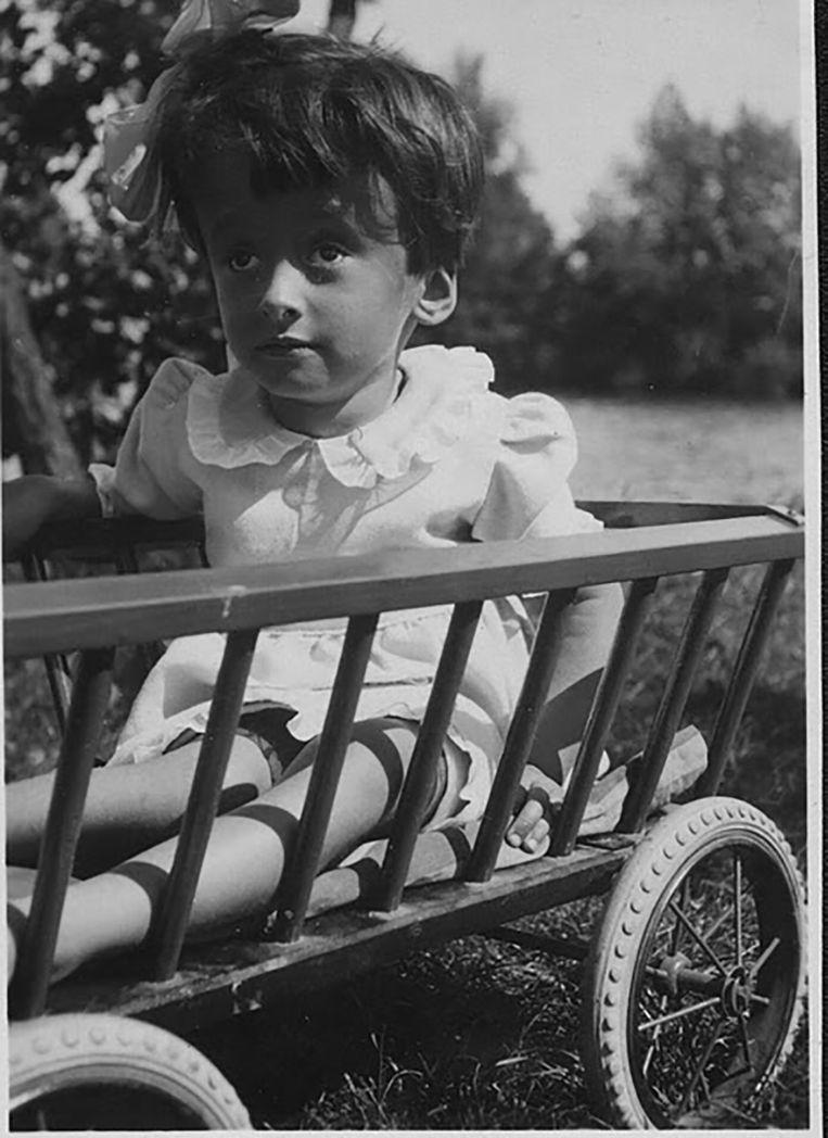 Malva, de dochter die de Chileense dichter Pablo Neruda verzweeg. Beeld .
