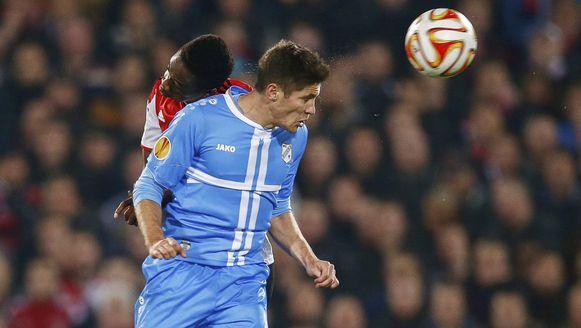 De Kroatische goalgetter Kramaric is 'hot' in Europa en vooral Leicester City ligt serieus op vinkenslag.