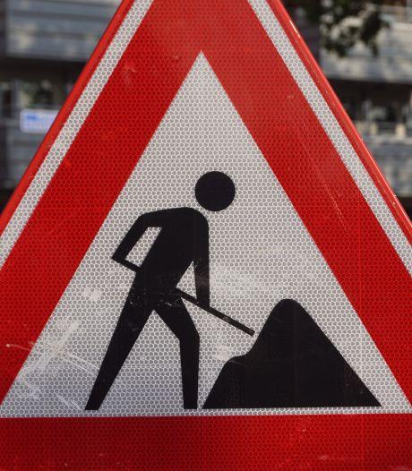 Groot onderhoud aan N224 bij Renswoude zorgt tot eind augustus voor verkeershinder