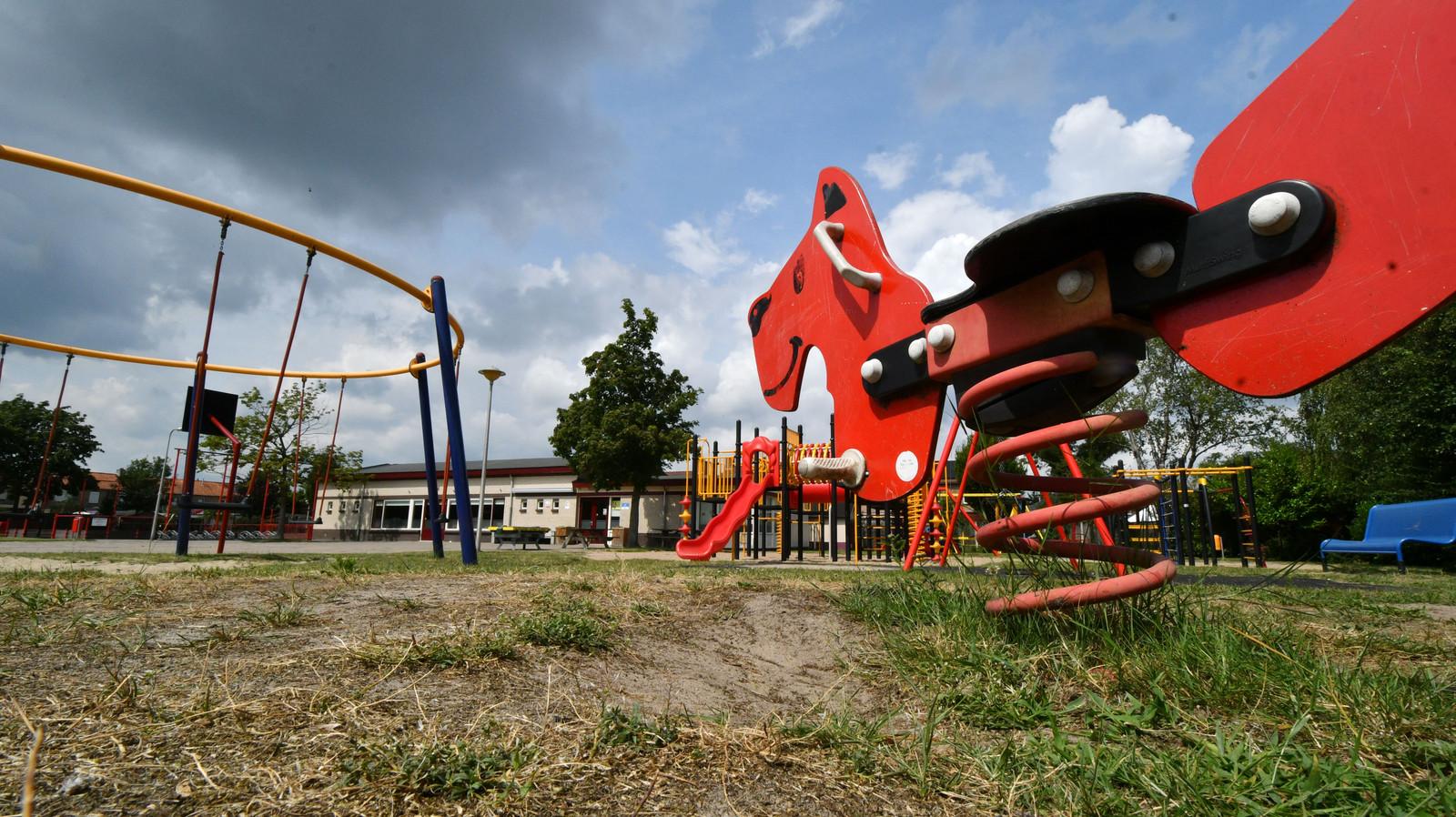 Bestuur Speeltuin Stadsveld aan Plataanstraat
