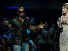 Kanye West legt uit: 'Ik moest Taylor Swift onderbreken van God'