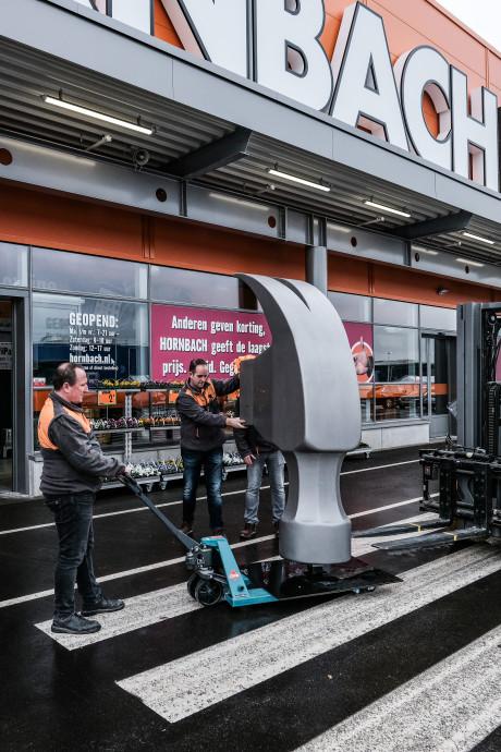 1.500 soorten schroeven: Nieuwe Hornbach in Duiven is 'snoepwinkel voor doe-het-zelver'