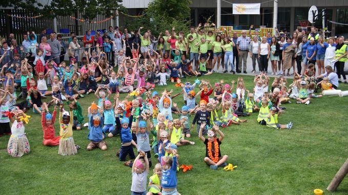 150 kinderen per dag voor De Zonnebloem