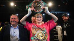 Bevestigd: Persoon bokst op 1 juni tegen Taylor