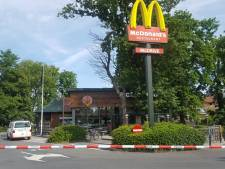 VIDEO. Overval op filiaal McDonald's aan R4