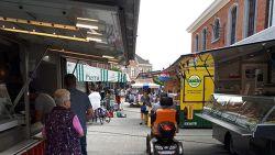 Wekelijkse markt verhuist terug naar vertrouwde plekje