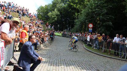 """Burgemeester Geraardsbergen reageert bijzonder scherp op schrappen Muur in Ronde van Vlaanderen: """"Slag in het aangezicht"""""""