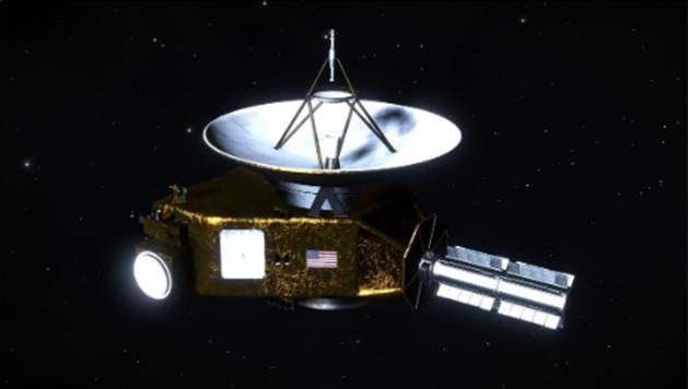 La sonde New Horizon