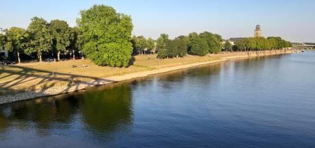 Eindelijk volop zomer, maar hoe zit dat met die coronacirkels in Deventer?