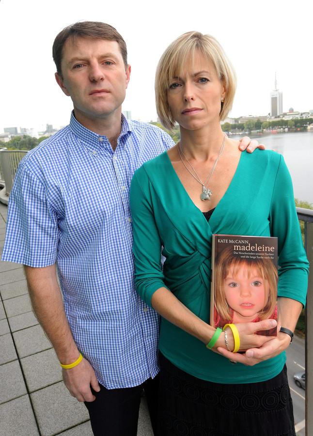 Kate and Gerry McCann, de ouders van Maddie, hebben de zoektocht naar hun dochter nooit opgegeven.