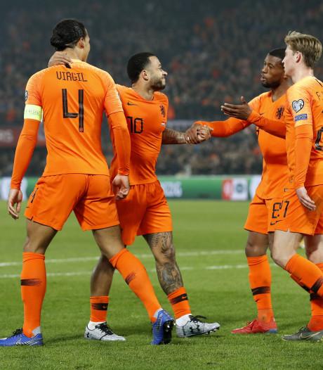 Gini, Memphis, Frenkie en Virgil: de nieuwe grote 4 van Oranje