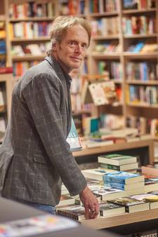 Bert gaat en Bert komt, maar  boekhandel Uden houdt naam Bert van der Heijden