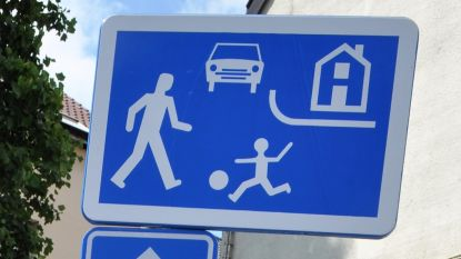 Meer ruimte voor voetgangers: stad voert drie nieuwe woonerven in