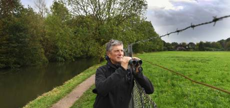 Fel verzet tegen villawijk in het groen langs de Kromme Rijn in Bunnik: 'Blijf er met je handen van af'
