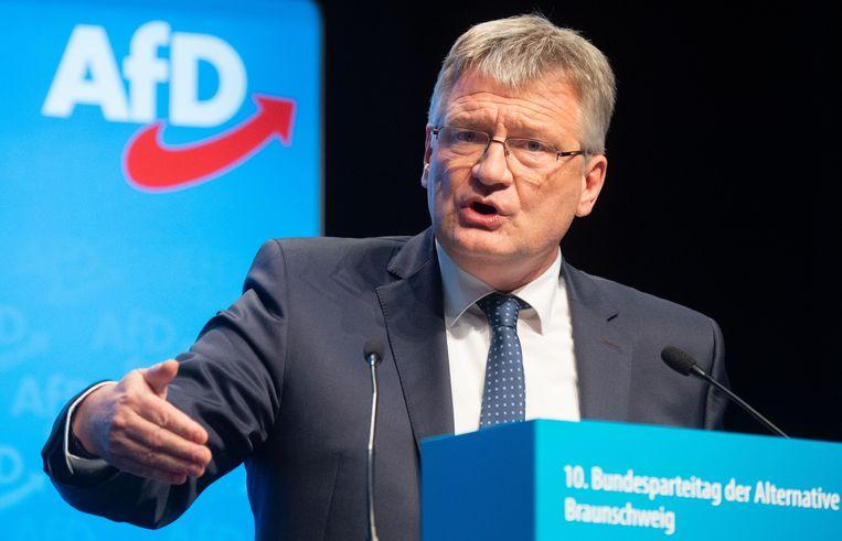 Jörg Meuthen, co-voorzitter van Afd.