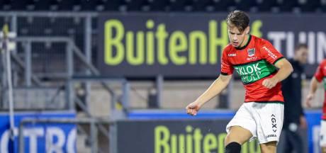 NEC'er Syb van Ottele geniet na basisdebuut: 'Ik zal vannacht moeilijk in slaap vallen'