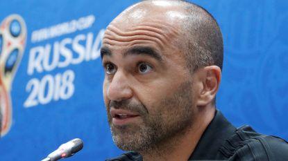 WK LIVE: Volg het persmoment met Boyata, Chadli en de bondscoach - Ronaldo geeft zijn geheim prijs voor een vrije trap