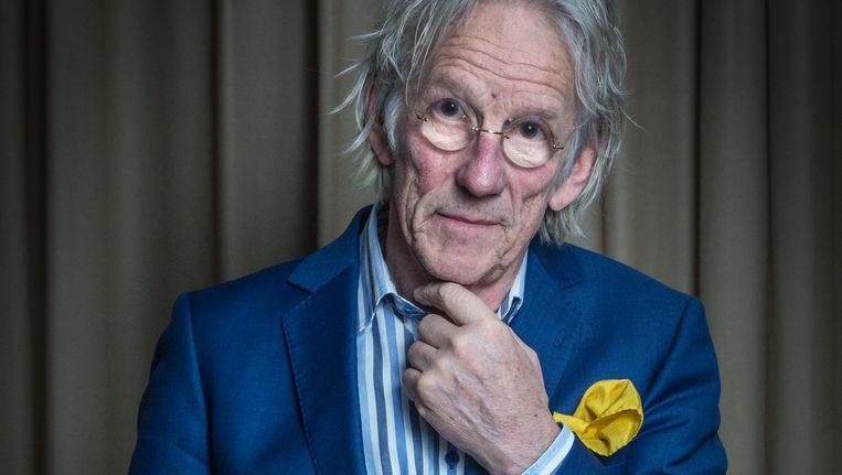 Freek de Jonge: 'Ik ben 73, de tijd begint te dringen' Beeld Dingena Mol