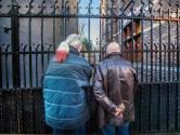 Brieven van opa: Ook de Duitse kerk was bijna afgebrand