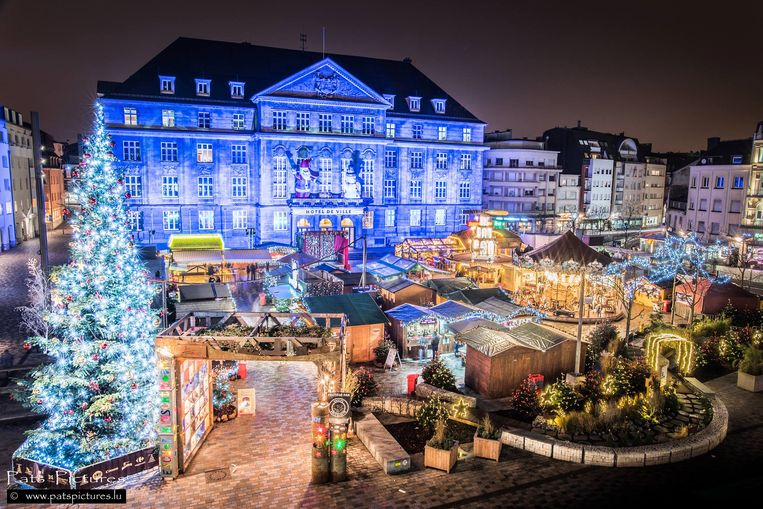 Dit Zijn De Mooiste Kerstmarkten In Belgie En Over De Landsgrenzen