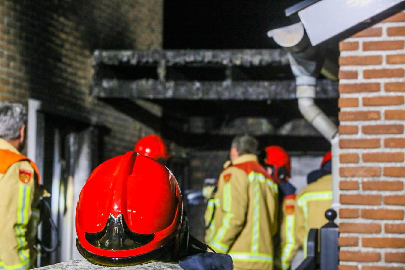 Brandstichting in Deurne bij huis bejaarde vrouw (81)