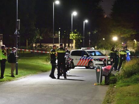 Ooggetuige steekpartij Westerpark Breda: 'Man was dronken'