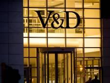 V&D blijft in ieder geval maandag en dinsdag dicht