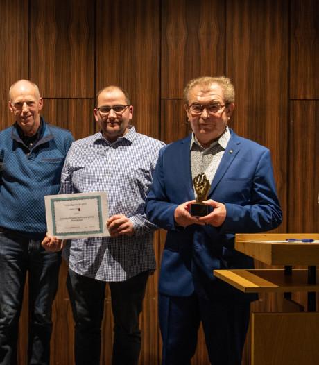 Vrijwilligersprijs Losser voor Miny van den Brink en bedevaartgroep