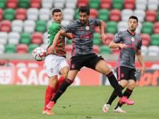 Titelprolongatie ver weg voor Benfica na verlies bij Marítimo