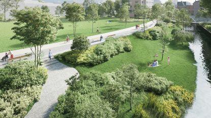 Leuvenaars ontdekken de 'benedenstad van de toekomst'