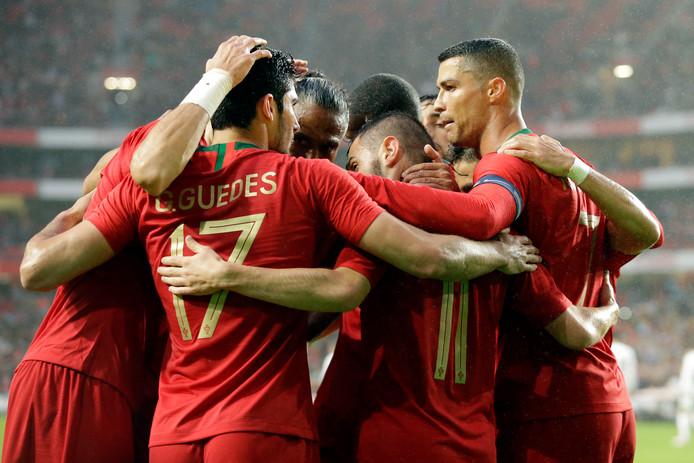 Portugal wil na het veroveren van de Europese titel ook succes op het WK.