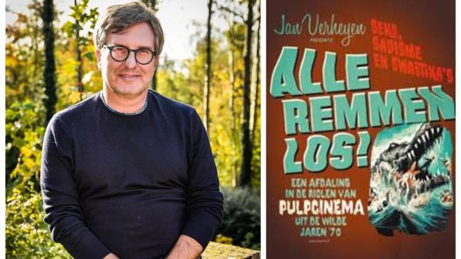 Jan Verheyen schrijft boek over exploitatiefilms