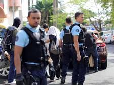 Twee agenten neergeschoten door 'radicale islamist' op La Réunion